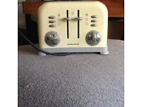 Murphy Richards Toaster. Takes four slices of bread. Very good condition. Only 18mths old.