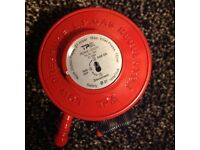 NEW low pressure gas REGULATER for your BBQ or heater you can switch it on or off