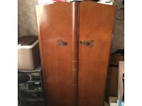 full matching antique bedroom furniture 1940's