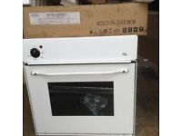 Electric Oven and brand new gas hob for sale