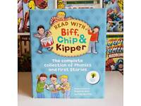 Oxford reading tree Biff Chip and kipper bookset stages 1-6