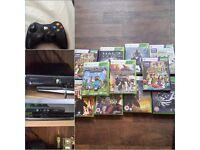 Xbox 360...250gb..excellent condition