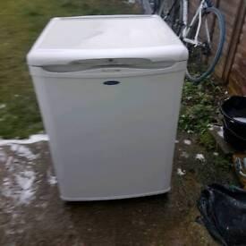 Hotpoint wide fridge