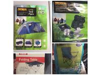 Camping equipment (full set)
