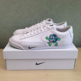 30d7923a7c166 Nike Earth Day x Steven Harrington Blazer Low UK 9.5 US 10.5