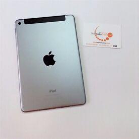 APPLE iPad Mini 4 (128GB, Space Grey, Accepts Vodafone Sim Cards) - For Sale