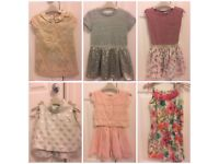 Selection of quality girls clothing