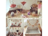 Sweet Cart hire with 20% off!!! 💕