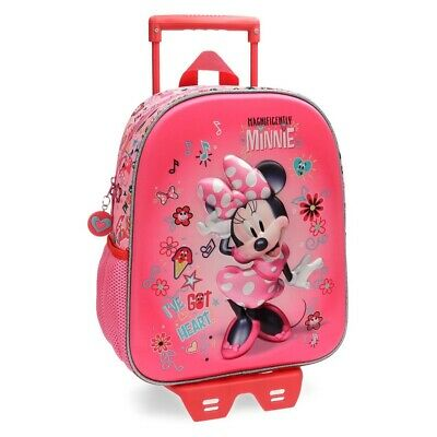 Trolley morbido baby MInni rosa