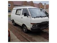 Nissan Campervan Pop Top
