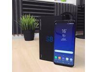 Samsung Galaxy S8 64GB Midnight Black Unlocked