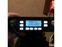 Liexen VV898 Dual Band Radio UHF/VHF