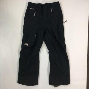 The North Face Non-Insulated Hyvent Snow/Windpants, Mens Large, Black, Previously Owned (SKU: V2LZ12)
