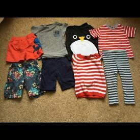 Boys 18-24 month clothing bundle. Zara. Next, M&S, John Lewis etc.