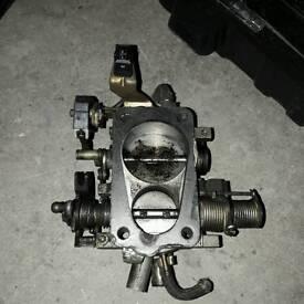 VW Golf carburetor