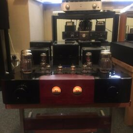 ARIAND INTEGRATED AMP AUKLET = KT88 TUBE 45 WPC
