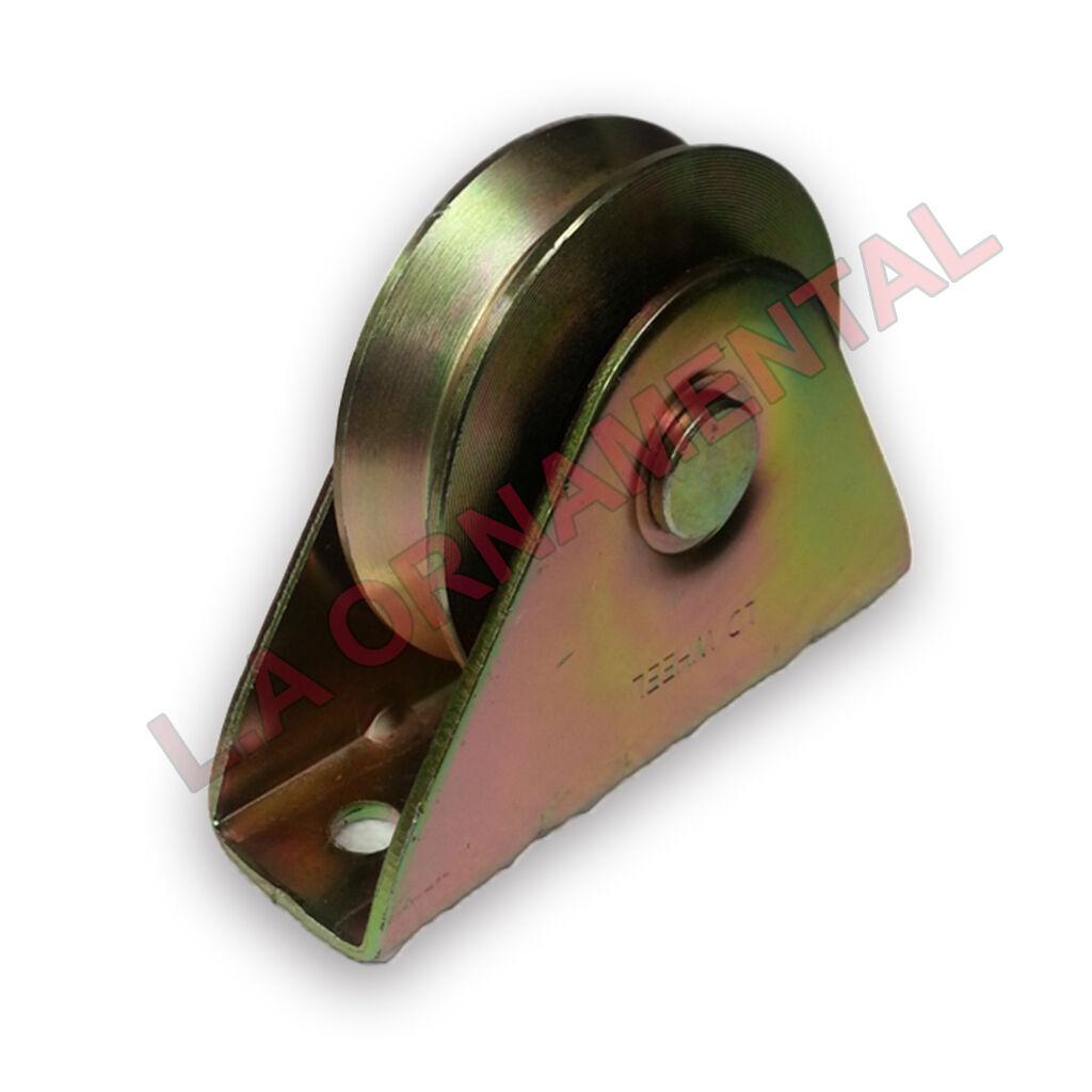 3 Quot Steel V Groove Wheel Slide Driveway Gate V Groove Gate