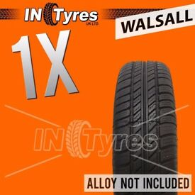1x 165/65R14 Kingpin Tyre 165/ 65r 14 Fitting Available x1 Tyre