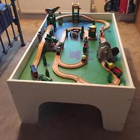 Brio Train Table