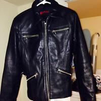 Leather jackets excellent condition