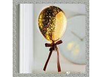 Copper Metalic Led🎈 Balloon