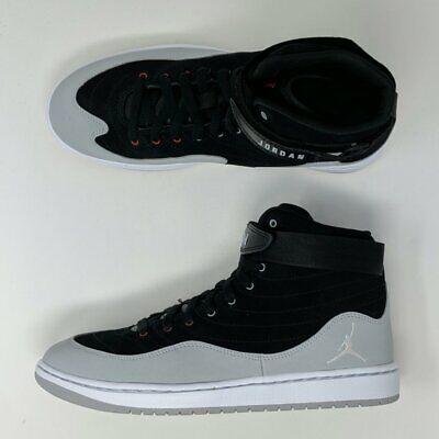 Jordan KO 23 Mens AR4493-003 Black White Wolf Grey Athletic Shoes New - Black White Jordans