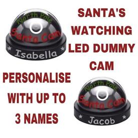Santa Cam Personalised