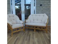 3 piece conservatory seating