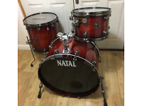 "Refurbished Natal Walnut ""UR"" Config Shell Pack (Special Edition Finish)"