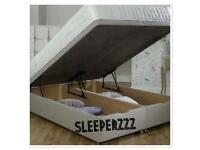 Cube divan ottoman storage bed