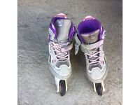 Boys and Girls Roller Blades Size 2.5-5.5