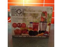 The Original Magic Bullet 17 Piece Food Processing System