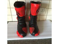 Frank Thomas Motorcycle Boots Size 10 in very good condition.