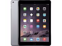 *Excellent - 32GB* Apple iPad Air 2 Space Grey WiFi latest iOS 10 - May 2018 Apple Warranty