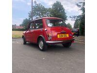Rover Mini City 34000 miles 1970