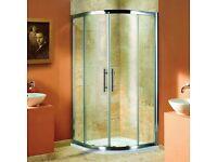 Brand New Aquaspa 800 Quadrant Enclosure