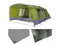Sell: Rarely use Vango Capri 600XL Airbeam tent (Sleep 6 people)
