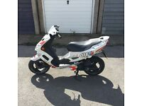 Peugeot speed fight 2 50cc moped