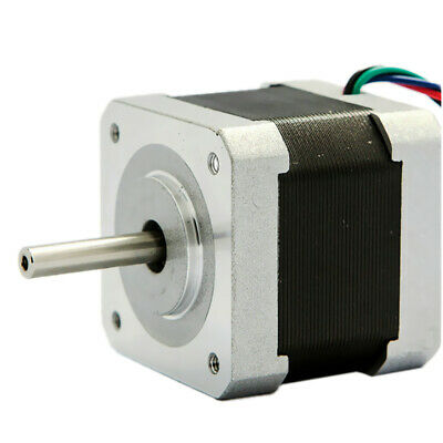 Stepper Stepping Motor 42mm 0.9 Degree 0.3n.m For Cnc 3d Printer Nema17