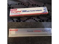 Colgate duraphat 2800 PPM fluride toothpaste