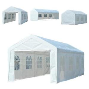 BRAND NEW || PRE-SEASON SALE OF CARPORT WEDDING PARTY EVENT TENTS || FREE DELIVERY