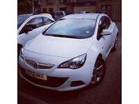 Astra GTC Sport 1.4 Turbo. Low mileage. Minted condition. 1 year MOT. £6,000 for quick sale