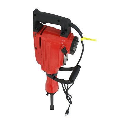 2200w High Quality Electric Demolition Jack Hammer Concrete Breaker Punch 110v