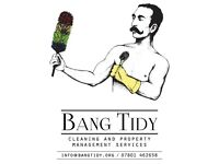 🐝 BANG TIDY CLEANING SERVICES - DEALS & MORE 🐝