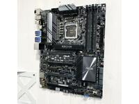 ASUS Z170 Workstation ATX motherboard