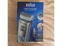 Braun 360° Complete Precision Shaving System Premium 8000 Series [8995]