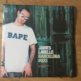 Global Underground unmixed vinyl MINT james lavelle