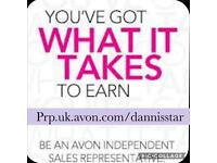 Become an Avon independent sales representative