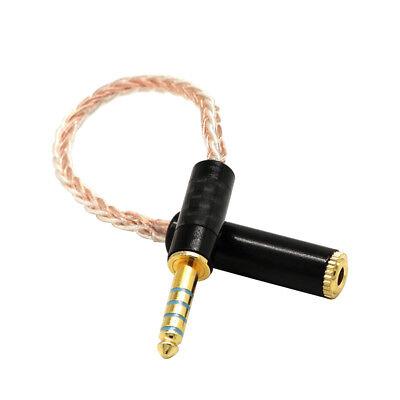 Neue 4,4 mm Stecker auf 3,5 mm Kopfhörer Konverter Kabel Adapter für Sony Kopfhörer-konverter-kabel