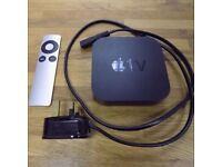 Apple TV 3rd Generation With Remote No Offers